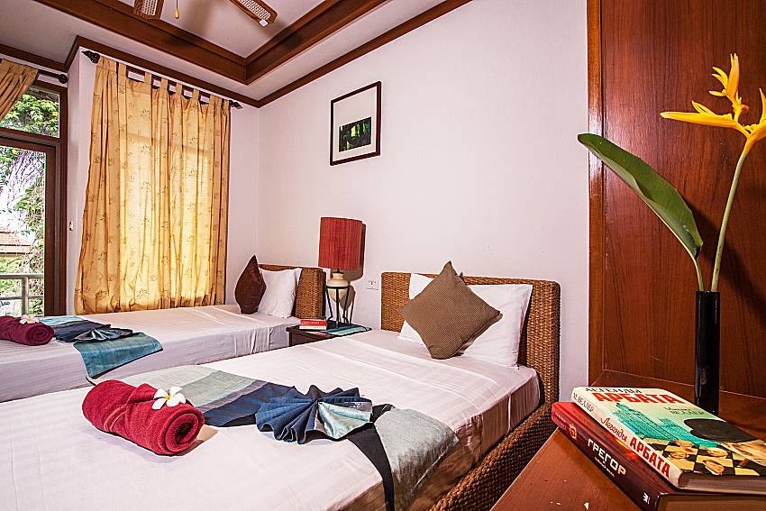 Double bedroom of Ban Talay Khaw O3