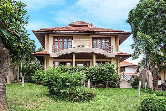 Аренда виллы на Самуи: Ban Talay Khaw T14 - 3 villas with 3 bedrooms, 3 Спальни.  бат в день