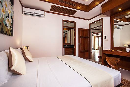 Аренда виллы на Самуи: Ban Talay Khaw T26 - 4 beds, 4 Спальни.  бат в день