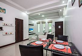 Baan Kiet 1 | 5 Contemporary 2 Bed Townhomes in Hua Hin