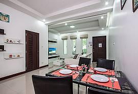 Baan Kiet 1 | 5 Moderne 2 Betten Reihenhäuser in Hua Hin