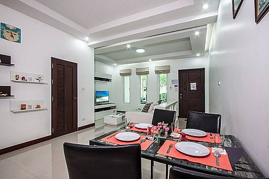 Rent Hua Hin Villa: Baan Kiet 1 - 5 units with 2 bedrooms, 2 Bedrooms. 4043 baht per night
