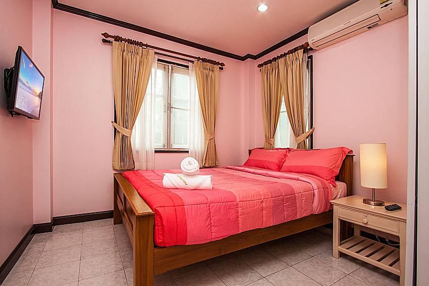 Bedroom view of Jomtien Summertime Villa C (Second)