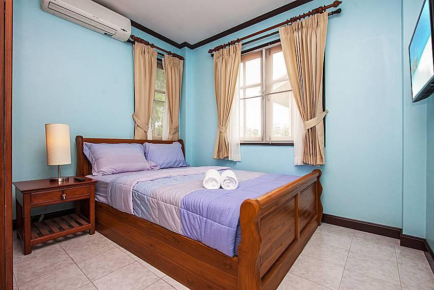 Bedroom with shelves of Jomtien Summertime Villa C (Third)
