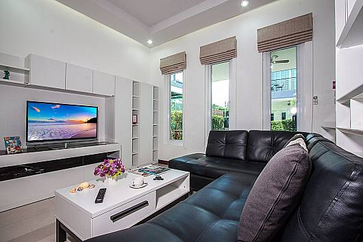 Baan Kiet 2 - 2 units with 2 bedrooms 2 Bedrooms House  For Rent  in Hua Hin
