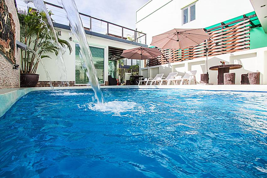 Swimming pool of Baan Kiet 2