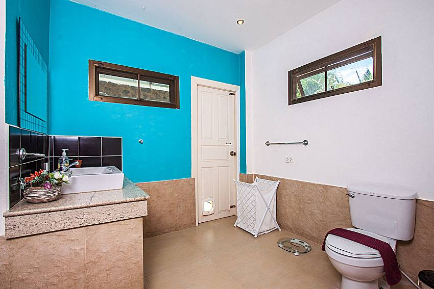 Toilet of Villa Jairak