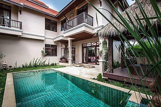 Аренда виллы на Самуи: Chaweng Sunrise Villa 2 - 3 Beds, 3 Спальни. 18659 бат в день