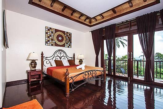 Аренда виллы на Самуи: Chaweng Sunrise Villa 2 - 3 Beds, 3 Спальни. 14049 бат в день
