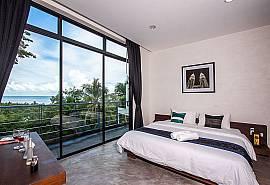 Paritta Sky Villa B | 2 Betten Ferienhaus in Hanglage auf Koh Samui