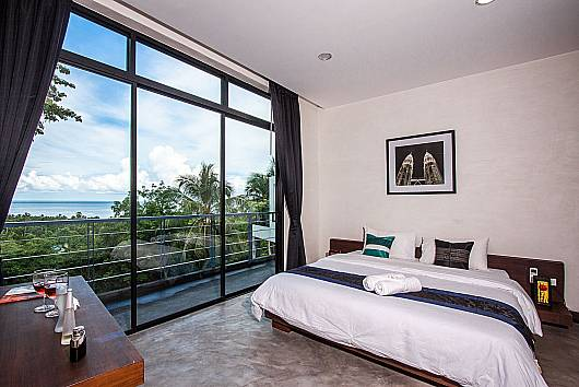 Paritta Sky Villa B - 2 Beds 2 Bedrooms House  For Rent  in Koh Samui