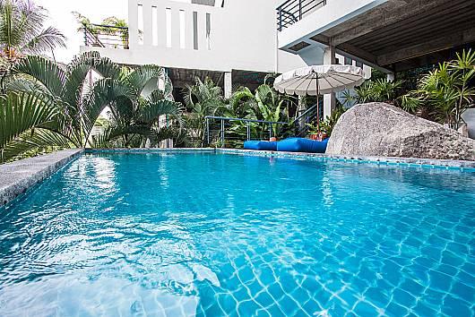 Аренда виллы на Самуи: Paritta Sky Villa B - 2 Beds, 2 Спальни. 6795 бат в день