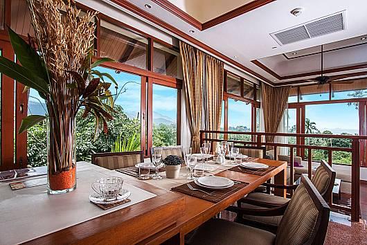 Аренда виллы на Самуи: Pailin Garden Palace - 3 Beds, 3 Спальни. 11445 бат в день