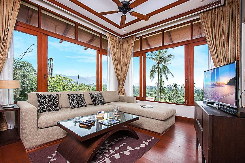 Living room see view of Pailin Garden Palace