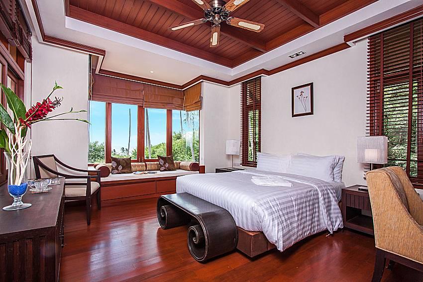 ฺBedroom view of Pailin Garden Palace (First)