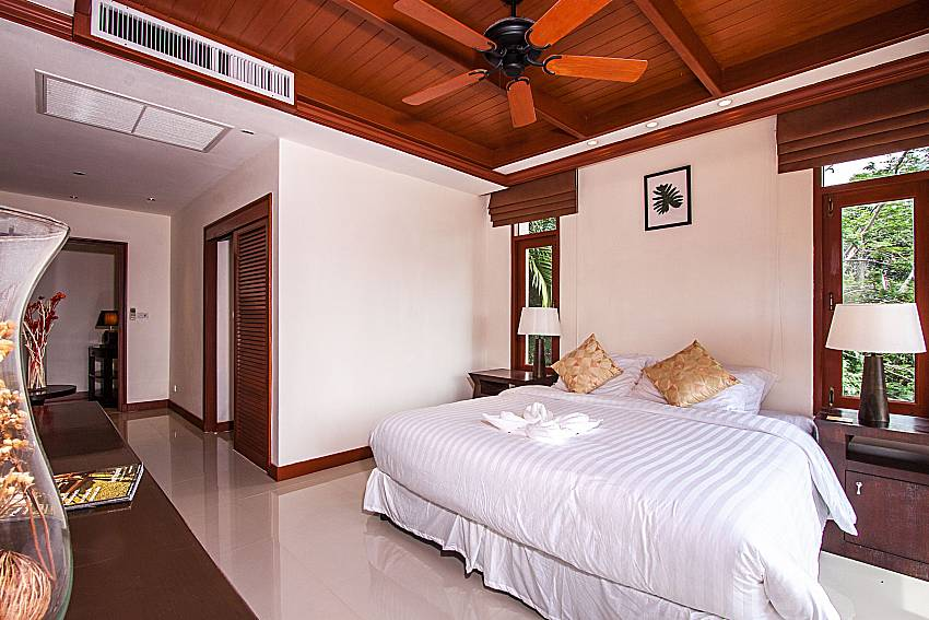 Large bedroom of Pailin Garden Palace (Second)