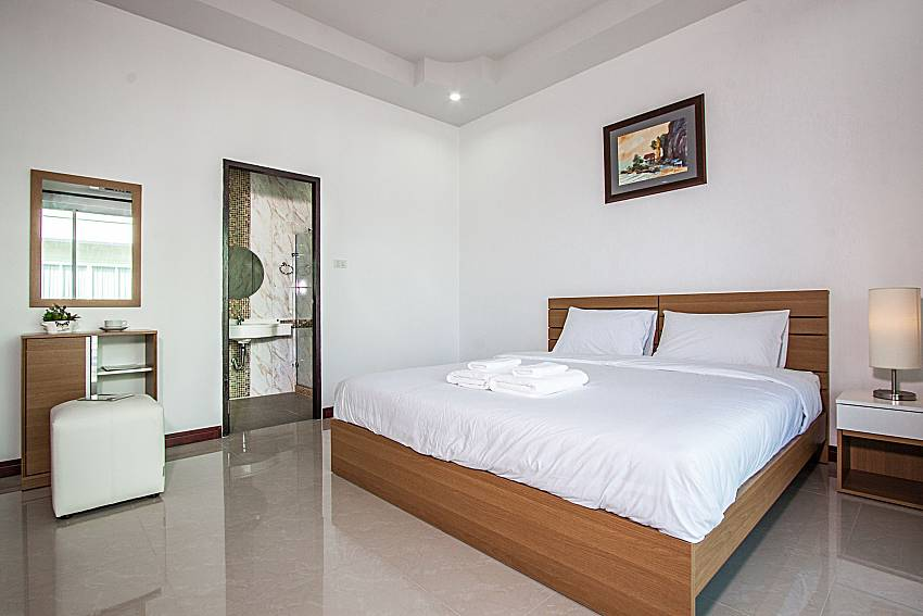 Bedroom of Baan kiet 3 (First)