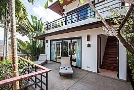 2-stöckiges Haus mit großen Sonnenterrassen zu vermieten