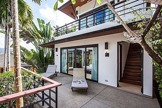 Nirano Villa 21 - 2-Beds 2 Bedrooms House  For Rent  in Phuket