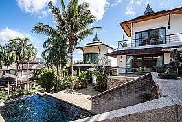 Herrliches Ferienhaus in typisch asiatischem Stil zu vermieten