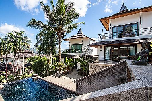 Rent Phuket Villas: Nirano Villa 23 - 2-Beds, 2 Bedrooms. 5422 baht per night