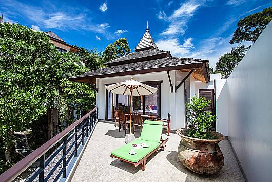Rent Phuket Villas: Nirano Villa 11 - 1-Bed, 1 Bedroom. 4657 baht per night