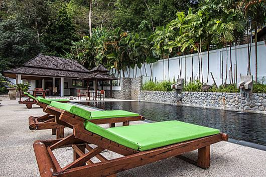 Rent Phuket Villas: Nirano Villa 12 - 1-Bed, 1 Bedroom. 4232 baht per night