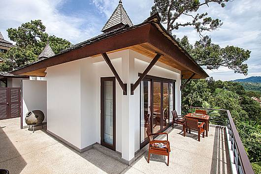 Rent Phuket Villas: Nirano Villa 14 - 1-Bed, 1 Bedroom. 4232 baht per night