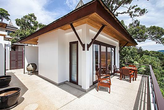 Аренда виллы на Пхукете: Nirano Villa 14 - 1-Bed, 1 Спальня. 4657 бат в день