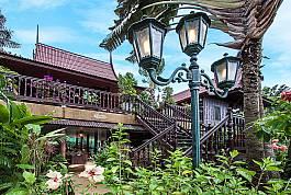 Klassisches Thai-Haus mit herrlicher Gartenanlage zum Mieten