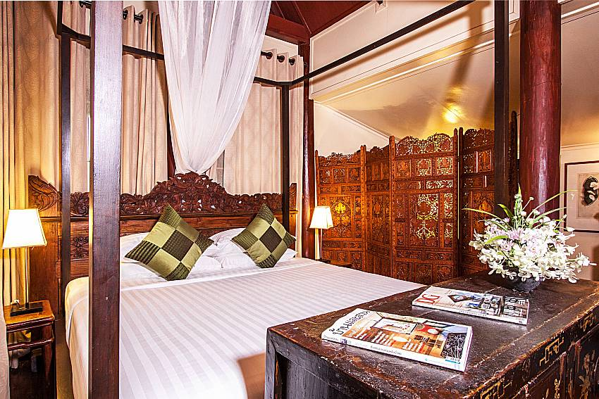 Bedroom with read a book bar of Ruean Jai B (Second)
