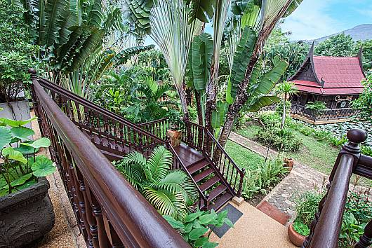 Rent Samui Villa: Ruean Jai A - 1 Bedroom, 1 Bedroom. 5523 baht per night