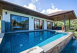 Villa Gaw Sawan | Samui 2 Betten Pool Villa in Bang Por