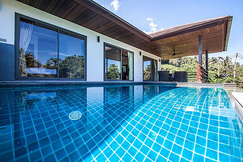 Swimming pool of Villa Gaw Sawan