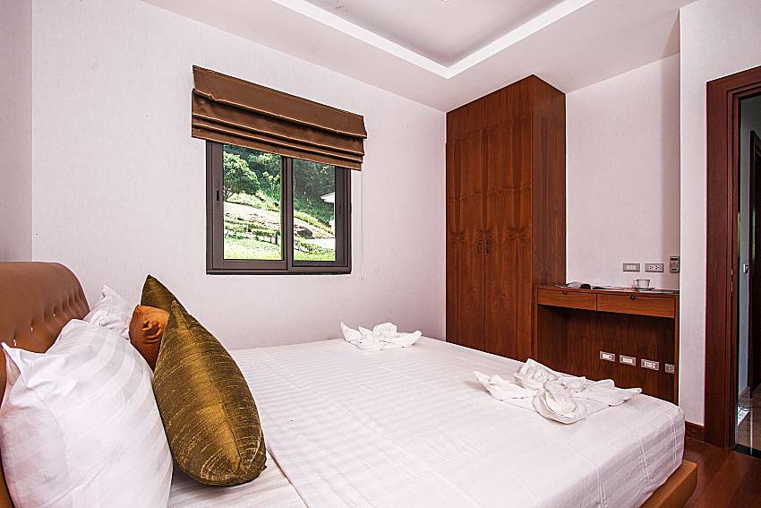 Bedroom with wardrobe of Villa Gaw Sawan (Second)
