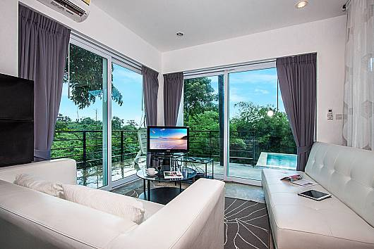 Rent Samui Villa: Chaweng Design Villa No.2 – 1 Bedroom Pool-Villa, 1 Bedroom.  baht per night