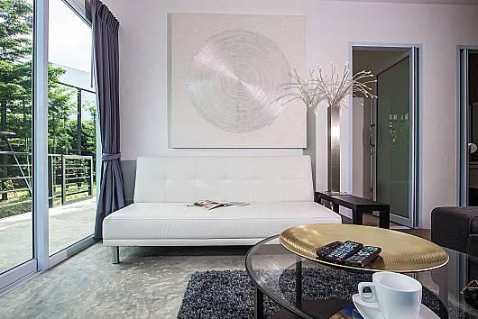 Аренда виллы на Самуи: Chaweng Design Villa No.5 – 2 Bedroom Pool-Villa, 2 Спальни. 6143 бат в день