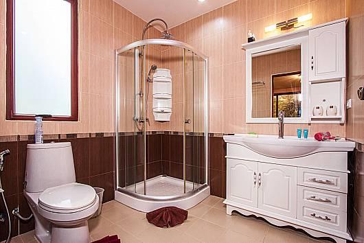 Аренда виллы на Самуи: Villa Soht Morakat – 4 Bedroom Hilltop-Pool-Villa, 4 Спальни.  бат в день