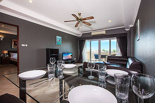 Sirinda Residence No. 24 - 1 Bed Apartment 1 Bedroom Condo  For Rent  in Pattaya City