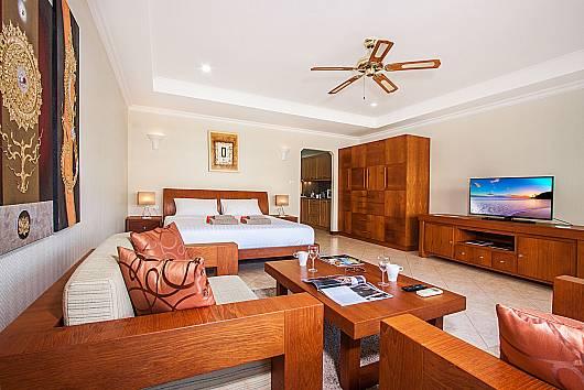 Sirinda Residence No. 52 - 1 Bed Studio 1 Bedroom Condo  For Rent  in Pattaya City
