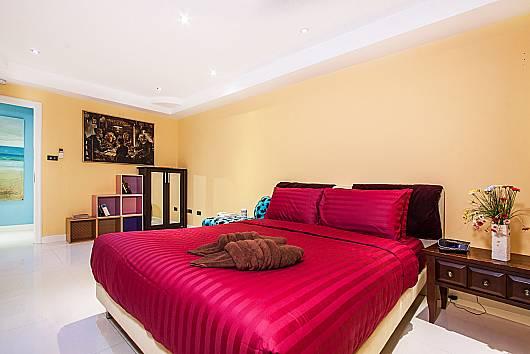 Аренда виллы в Паттайе: Pratumnak Argyle Villa - 8 Beds, 8 Спален. 29950 бат в день