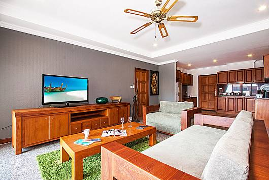 Sirinda Residence No. 58 - 2 Bed Apartment 2 Bedrooms Condo  For Rent  in Pattaya City