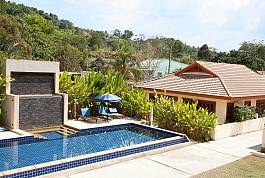 2 Br Villa in Upscale Resort Near Golf Courses and Patong Beach Phuket