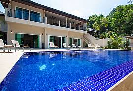 Si Mok Villa – 7ベッドルームデラックスな別荘