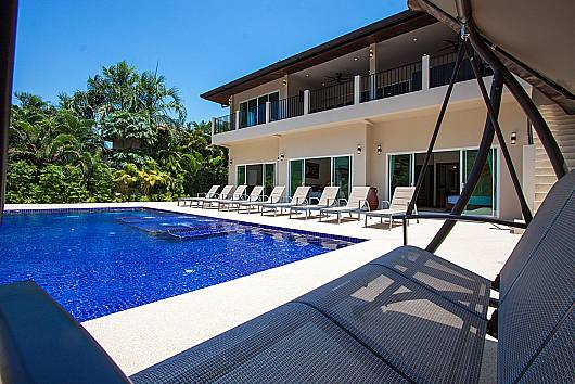 Rent Phuket Villas: Si Fah Villa - 7-Beds, 7 Bedrooms. 55999 baht per night