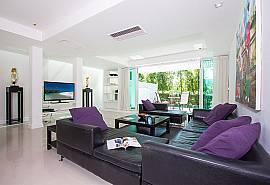 Yu-Pha Villa - элегантная трёхэтажная вилла с 3-мя основными спальнями и одной дополнительной - в аренду