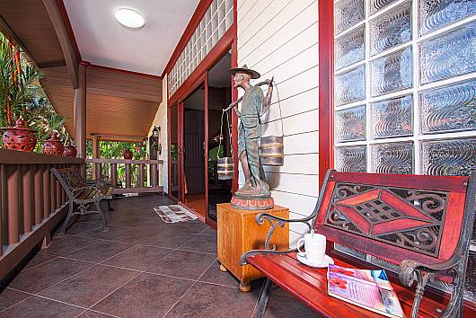 Аренда виллы на Пхукете: Villa Somchair - 5-Beds, 5 Спален.  бат в день