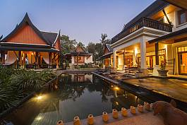 Luxurious 5Br Modern Thai Design Villa with Private Pool and Gardens in Rawai Phuket