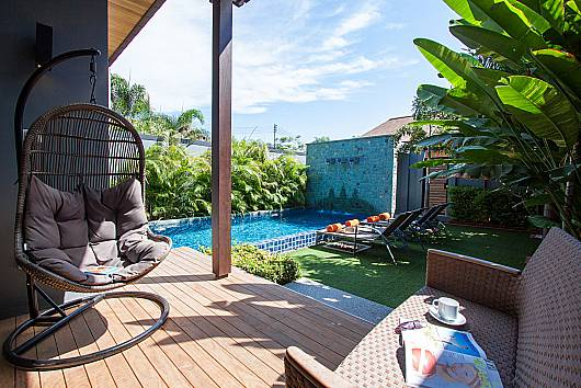 Rent Phuket Villas: Preuk Sah Villa - 2-Beds, 2 Bedrooms. 9240 baht per night