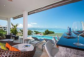 Aurora Bay Villa | 3 Bed Sea View Home Thong Song Samui